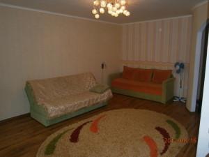 Сдам 1 к. квартиру посуточно,для коммандировочных или отдыхающих, ЕВРОРЕМОНТ! ул парковая
