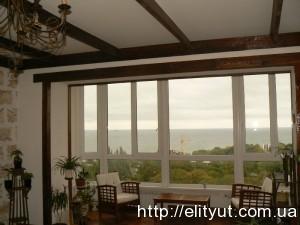 Продается 4 к кв в новом доме с вилеколепным видом на море!