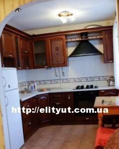 Трехкомнатная квартира, Кухня Студия, евро ремонт, ул Данченко