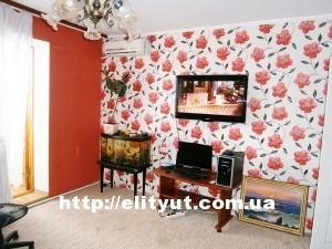 Трехкомнатная квартира с Видом на Море! на Бульвар Гайдара, 3 телевизора