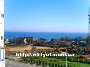 Трехкомнатная Ул. Парковая, Вид на Море, под окном Детская площадка
