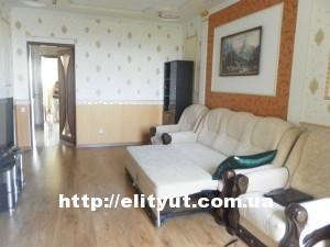 2 ком в Новом Доме, кондиционер, микроволновка, 6 спальных мест, с видом на море