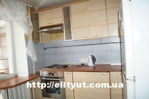 1 ком.кв. потолки с точечной подсветкой, большой балкон, современная кухня