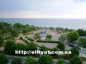 1 ком на ПАРКОВОЙ с Супер Видом на МОРЕ, аренда 4 мест