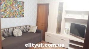 Аренда квартиры посуточно Черноморск! Хорошая 2х ком после ремонта!